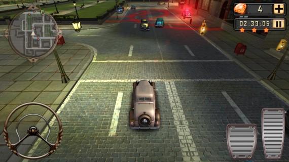 Mafia Driver Omerta для Android