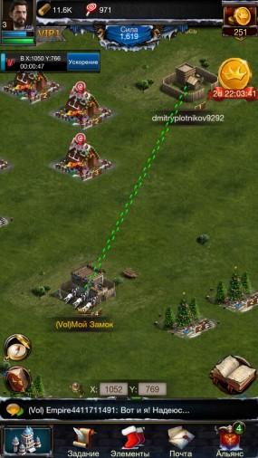 Clash of Kings стратегия в реальном времени