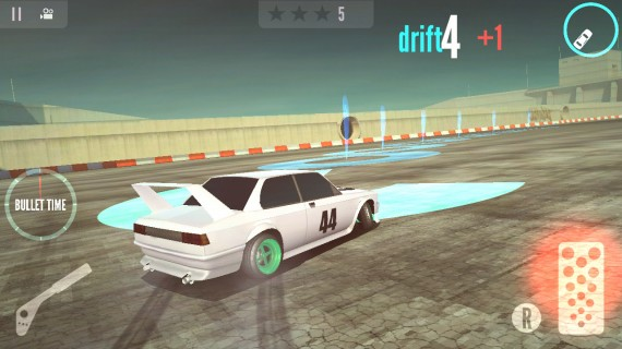 Drift Zone для Android
