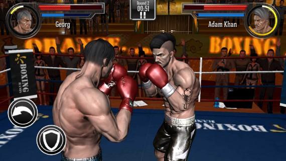 Симулятор бокса Punch Boxing 3D