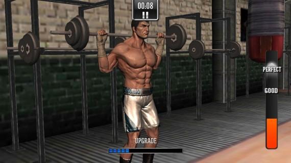 Игра Punch Boxing 3D