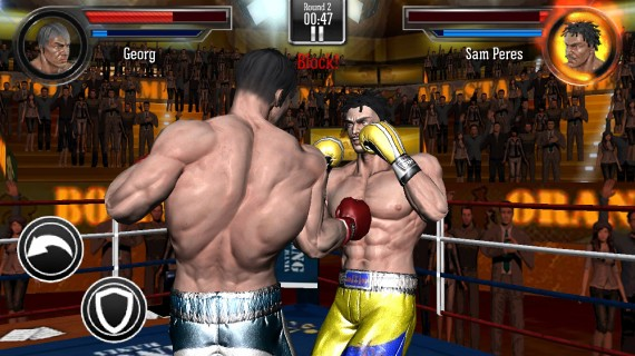 Punch Boxing 3D для Android