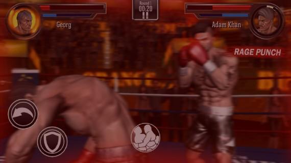 Симулятор Punch Boxing 3D