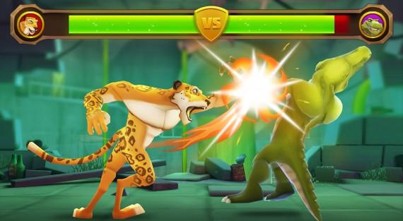 Игра Smash Champs