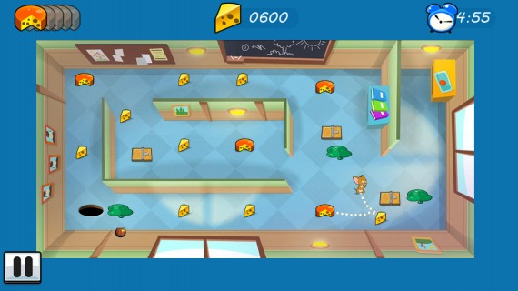 Игра Tom and Jerry Mouse Maze