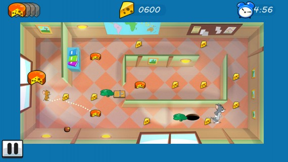 Tom and Jerry Mouse Maze для Android
