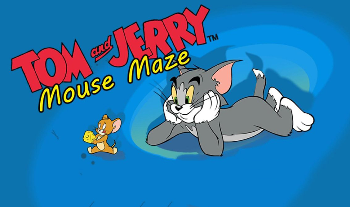 Tom and JerryMouse Maze