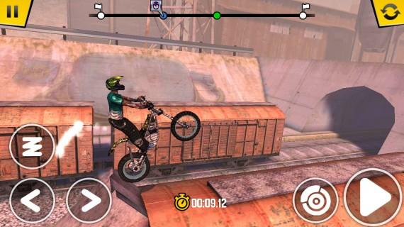 Экстремальные гонки на мотоциклах Trial Xtreme 4
