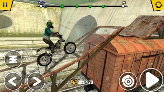 Игра Trial Xtreme 4