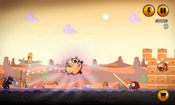 Angry Cats для Android