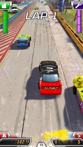 Гонки Daytona Rush