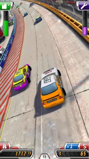 Гоночный раннер Daytona Rush