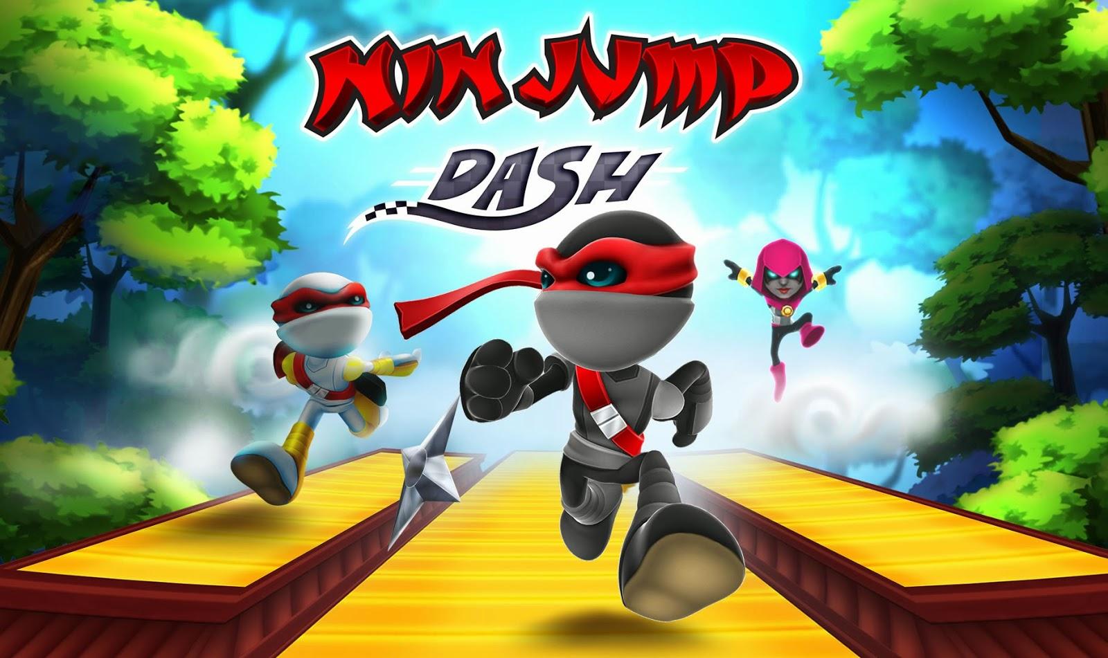 NinJump Dash
