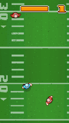 Игра Touchdown Hero