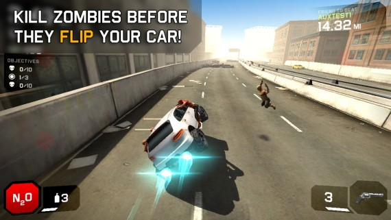 Zombie Highway 2 для Android