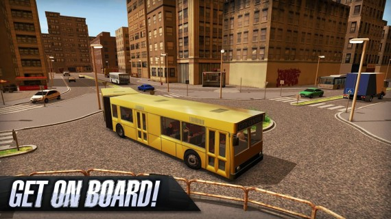 Игра Bus Simulator 2015