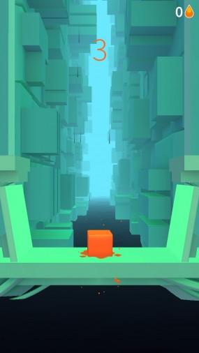 Jelly Jump прыгайте желейным кубом