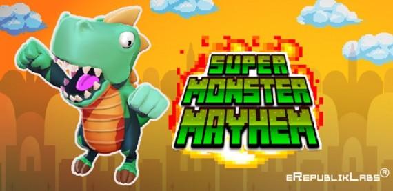 Super Monster Mayhem