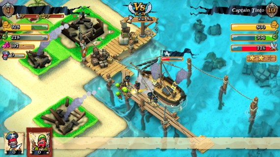 Plunder Pirates для Android