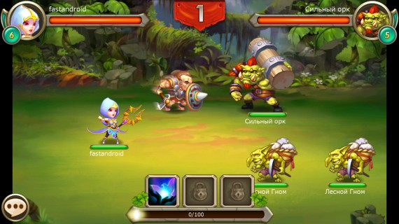 Игра The Legend of Heroes