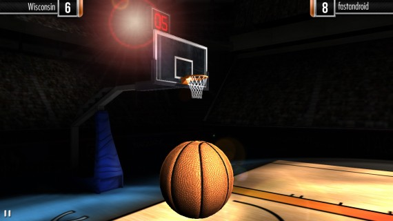 Игра Basketball Showdown