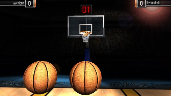 Basketball Showdown для Android