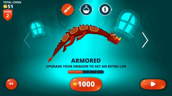 Dragon Hills для Android
