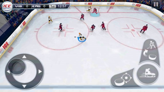 Ice Hockey для Android