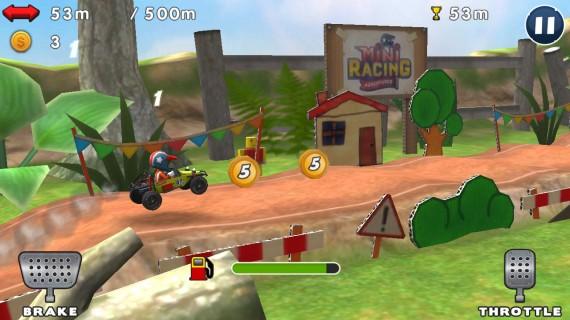 Гонки Mini Racing Adventures
