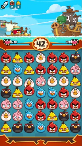 Angry Birds Fight для Android