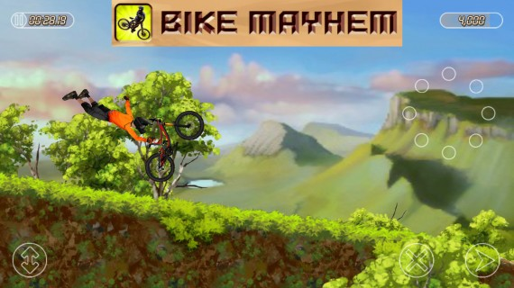 Bike Mayhem для Android