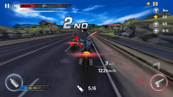 Гонки Death Moto 3