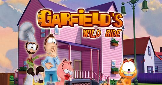 Garfields Wild Ride