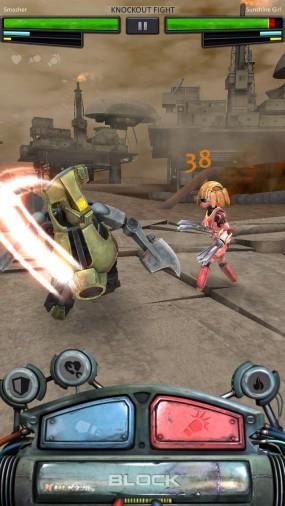 Битва роботов Ironkill