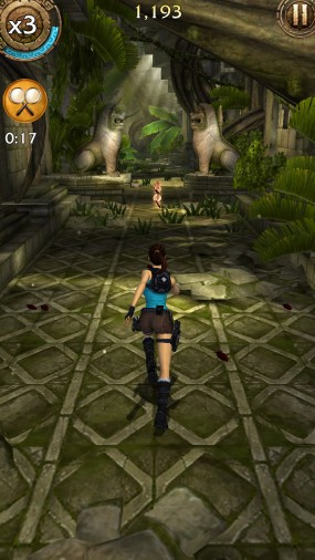 Игра Lara Croft Relic Run