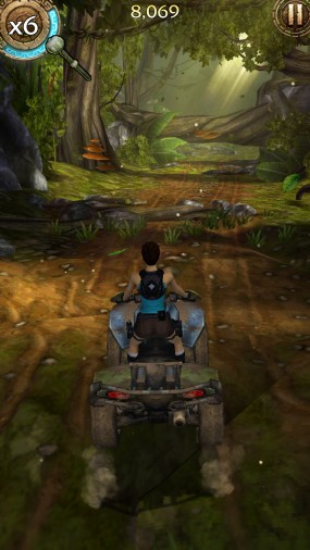 Lara Croft Relic Run для Android