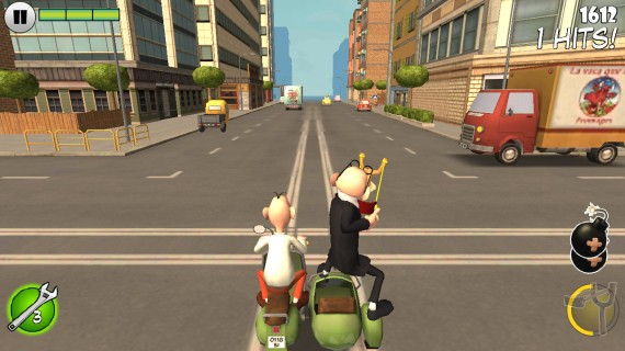 Mortadelo and Filemon для Android