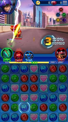 Стратегические сражения в Big Hero Bot Fight