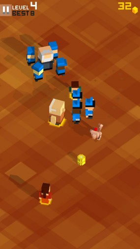Cops and Robbers для Android