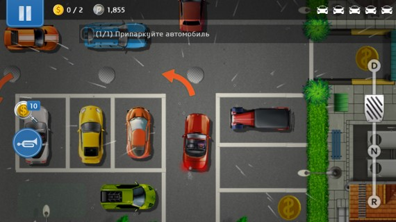 Parking Mania для Android