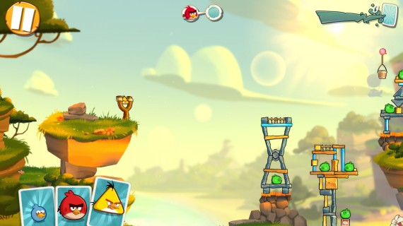 Angry Birds 2 для Android