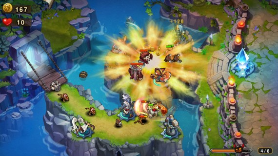 Magic Rush Heroe для Android