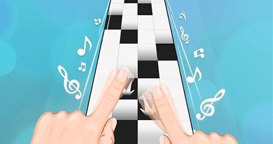 Tiles Piano 2