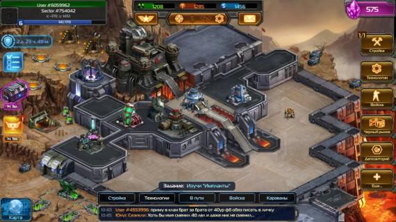 Стратегия Total Domination Reborn