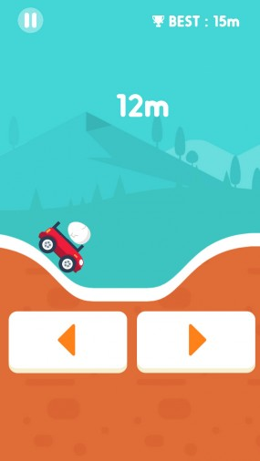 Egg Car Dont Drop the Egg для Android