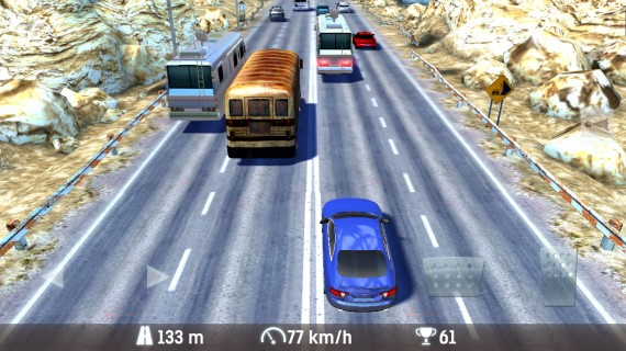 Игра Traffic Need For Risk Crash