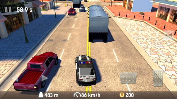 Traffic Need For Risk Crash для Android