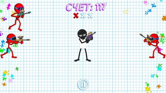Gun Fu Stickman 2 для Android