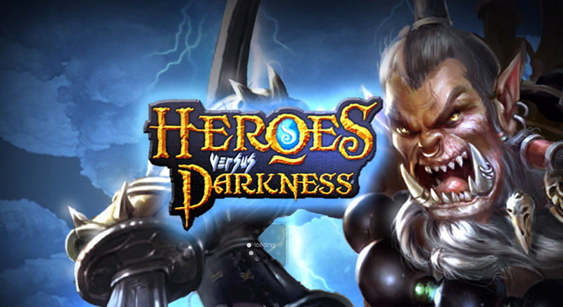 Heroes X Darkness Битва за Мир