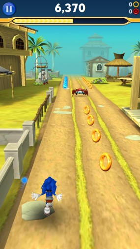 Sonic Dash 2 для Android
